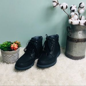 Hush Puppies Winter Boots: Beauceron (PM124)